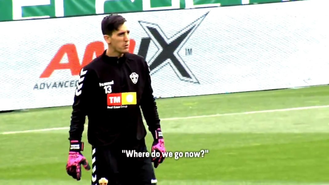 Edgar Badia, en El Día Después