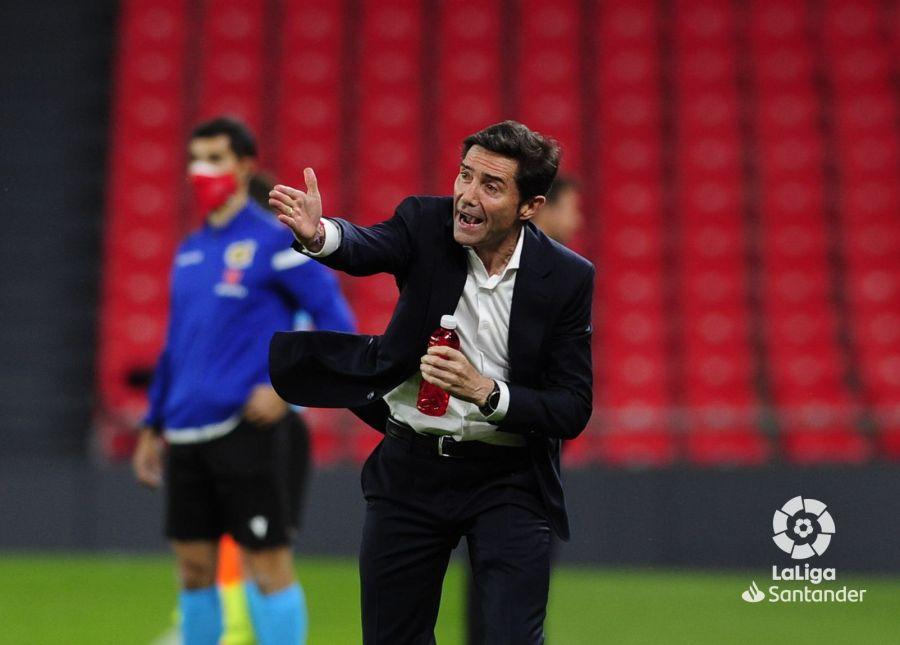 Marcelino García Toral, entrenador del Athletic de Bilbao